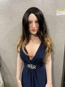 Starpery Silicone Head Sex Doll -1