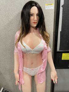 Starpery Silicone Head Sex Doll -2